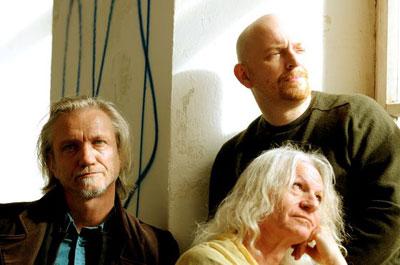 Darko Rundek i Cargo trio