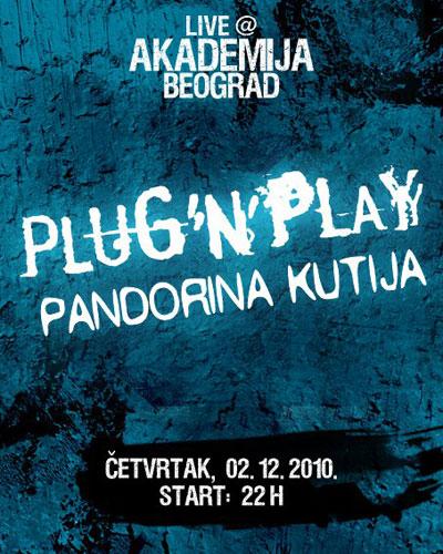 Plug 'N' Play @ Akademija