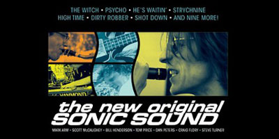 New Original Sonic Sound