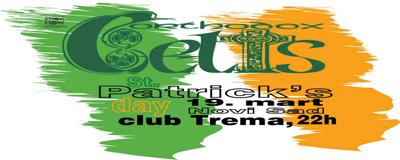 Orthodox Celts @ Trema