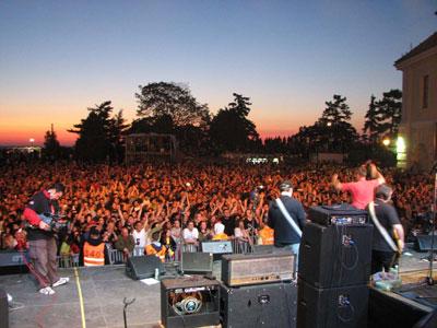Atheist Rap @ Fusion Stage 2009, Exit