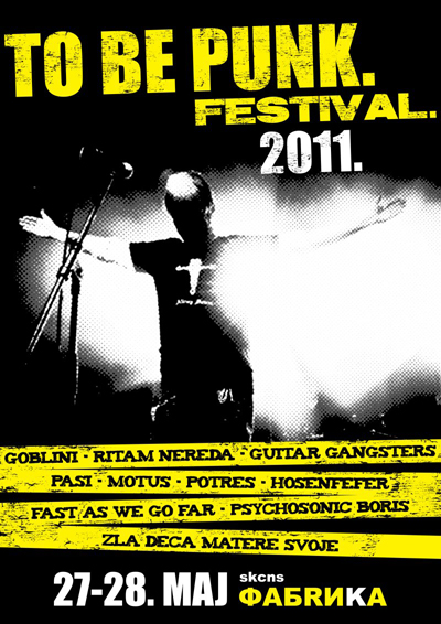 To Be Punk Festival 2011