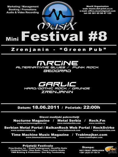 Mini MusiX Festival #8