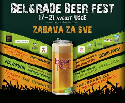 Belgrade Beer Fest 2011
