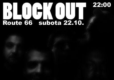 Block Out @ Route 66, Novi Sad