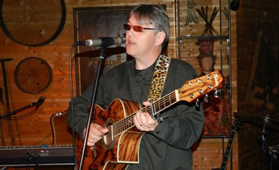 Eddie Cooney @ 1st Hawk City Acoustic Night