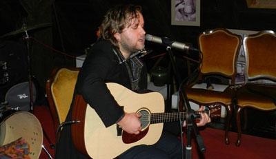 Ivan Škrabe @ 1st Hawk City Acoustic Night
