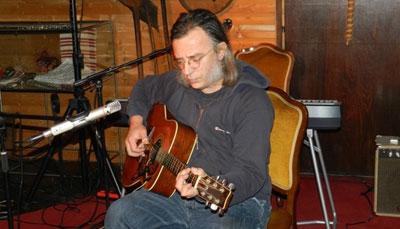 Mario Šenica @ 1st Hawk City Acoustic Night