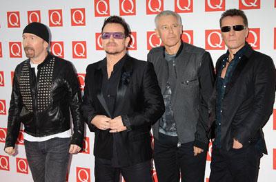 U2 @ Q Magazine