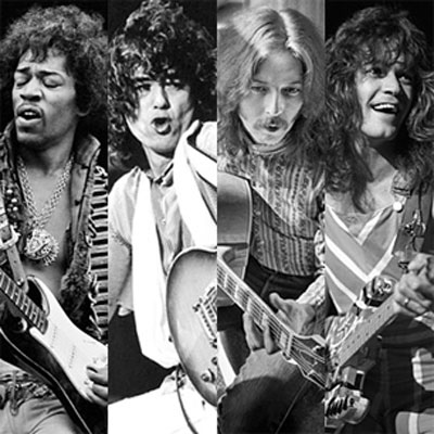 100 Greatest Guitarist