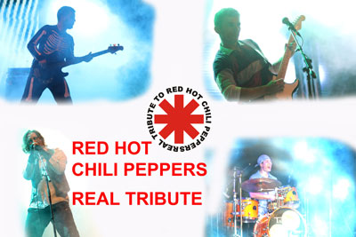 RHCP Real Tribute bend