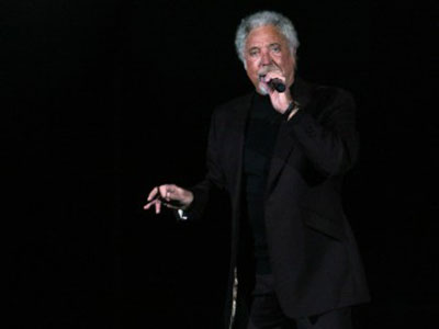 Tom Jones @ Arena, Zagreb (Foto: Nino Šolić)