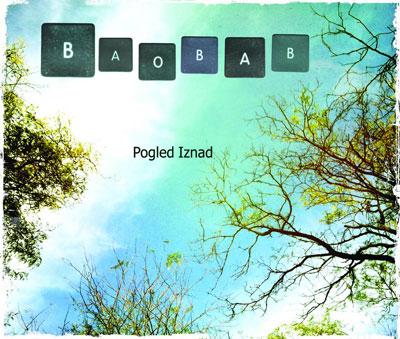 Baobab - Pogled iznad (omot-prednja)