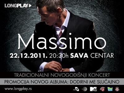 Massimo Savić @ Sava centar, Beograd