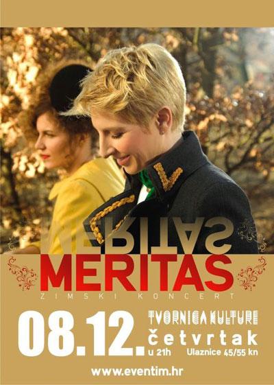 Meritas @ Tvornica Kulture, Zagreb