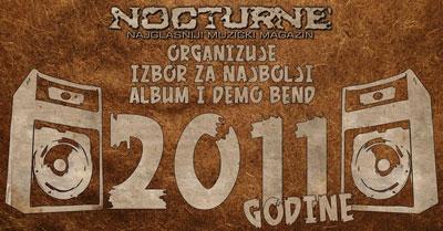 Izbor za najbolji demo album @ Nocturne magazine