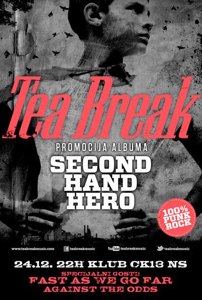 Tea Break @ CK13, Novi Sad