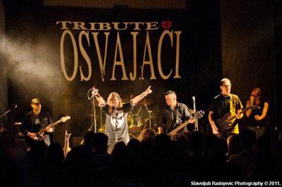 Tribute to Osvajači (foto: Slavoljub Radojević)