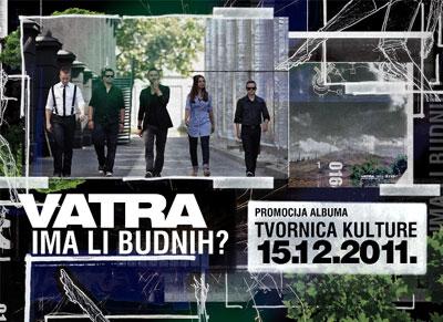 Vatra @ Tvornica Kulture, Zagreb