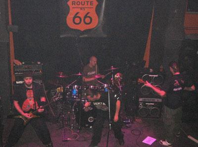 Defformer Fest @ Route 66 - Flatline