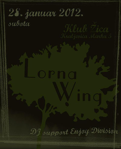 Lorna Wing @ Klub Žica, Beograd