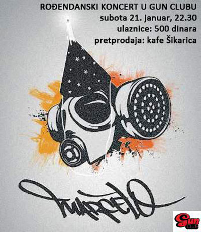 Marčelo @ Gun Club, Beograd