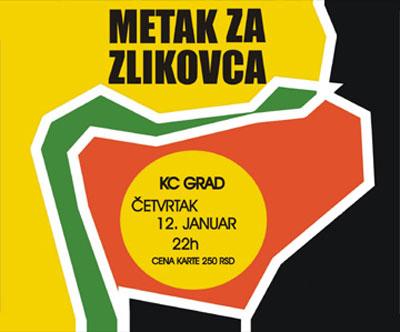 Metak za zlikovca @ KC Grad, Beograd