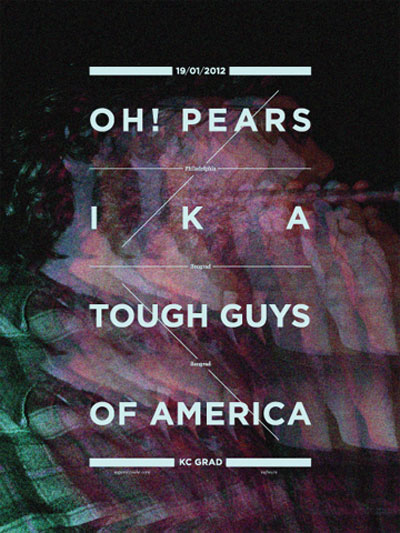 Oh!Pears, Ika i Tough Guys of America