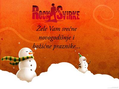 RockSvirke.com čestitka