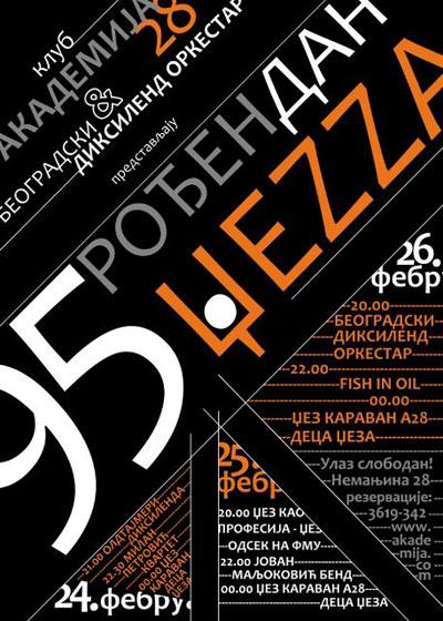 95. Rođendan Džeza @ Klub Akademija 28, Beograd