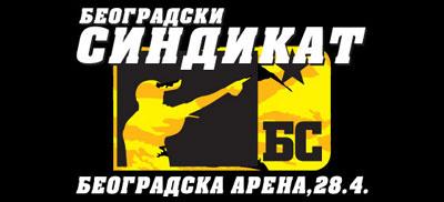 Beogradski Sindikat @ Arena, Beograd