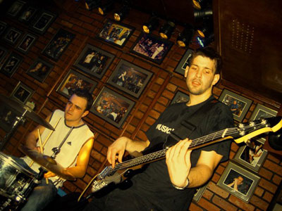Cotton Pickers @ Foxtrot, Novi Sad