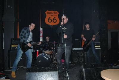 Fonic @ Klub Route 66, Novi Sad