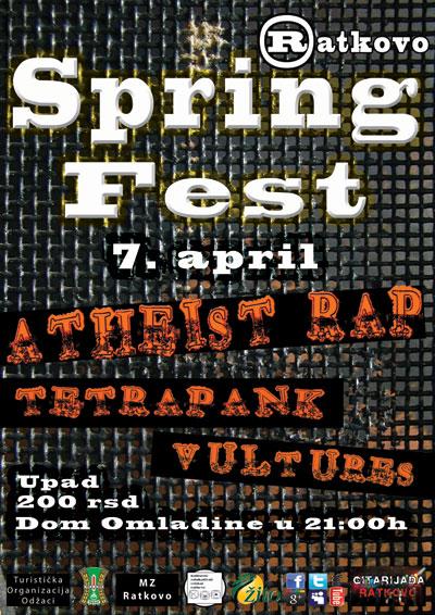 Spring Fest 2012, Ratkovo