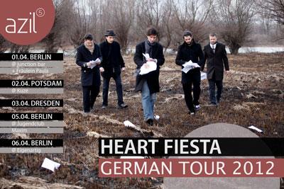 Azil 5 - German Tour 2012