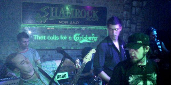 Drugi format @ Shamrock, Novi Sad