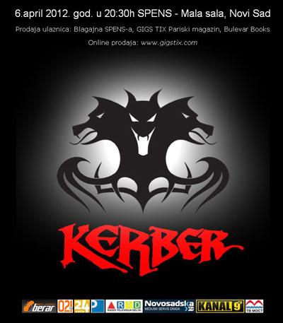 Kerber @ Spens, Novi Sad