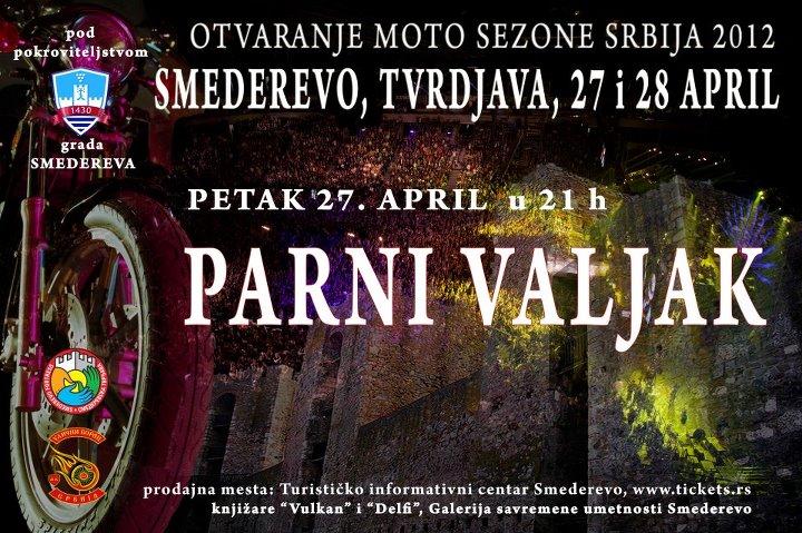 Parni Valjak @ Smederevo