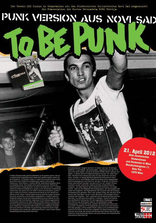 Novosadska punk verzija @ Beč