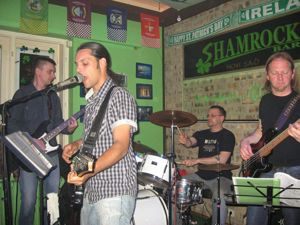 Svar @ Shamrock bar, Novi Sad