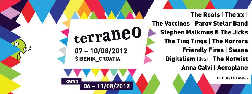 Terraneo 2012 @ Šibenik