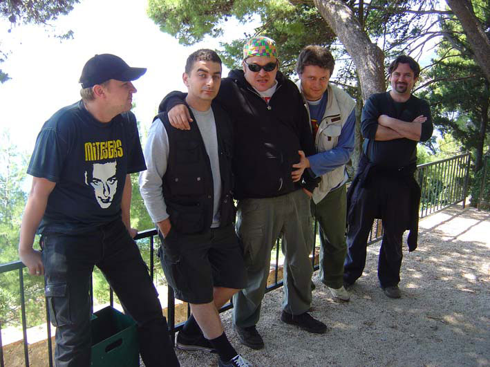 Atheist Rap @ Dubrovnik, Hrvatska