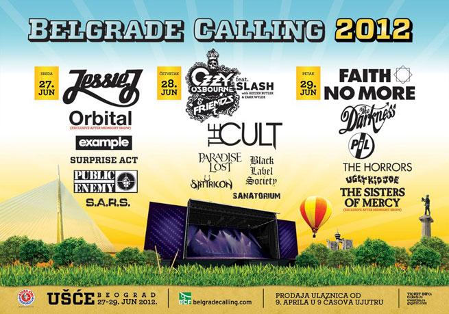 Belgrade Calling 2012