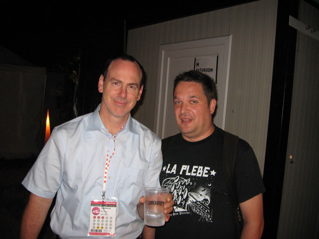 Greg Graffin (Bad Religion) & Radule (Atheist Rap) by Damir Selman