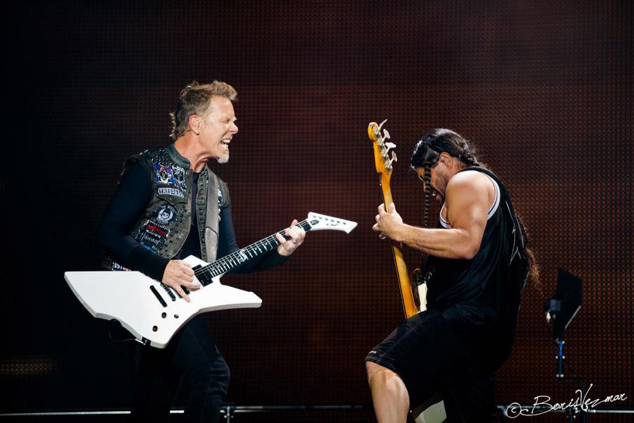 Metallica @ Ušće, Beograd