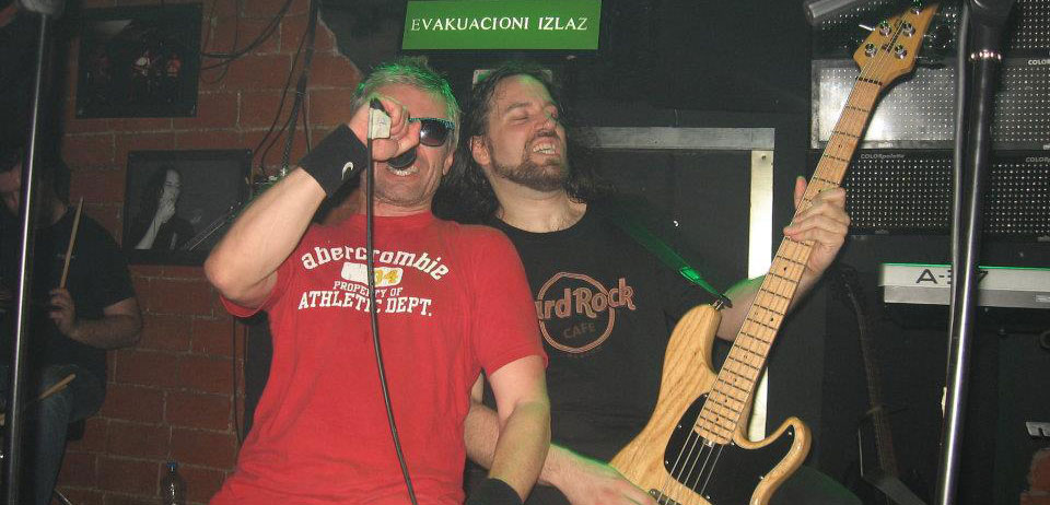 Osmi dan @ Klub Danguba, Beograd