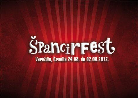Špancirfest 2012, Varaždin
