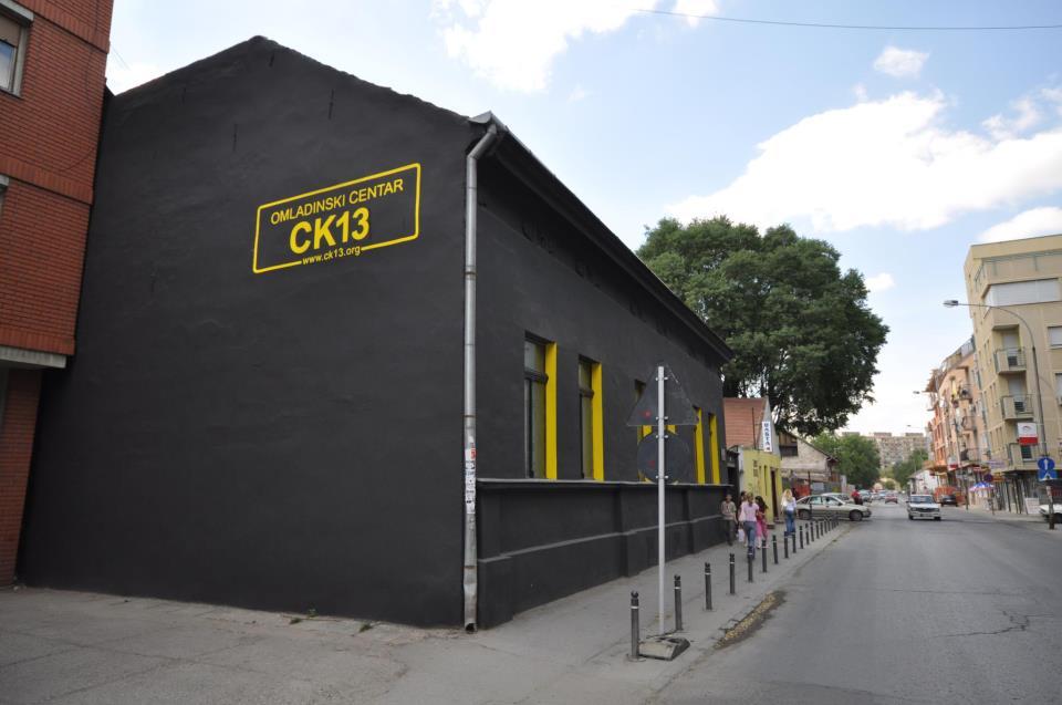 Crna kuća, Novi Sad