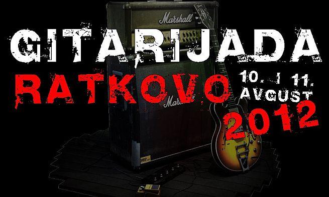 Gitarijada Ratkovo 2012