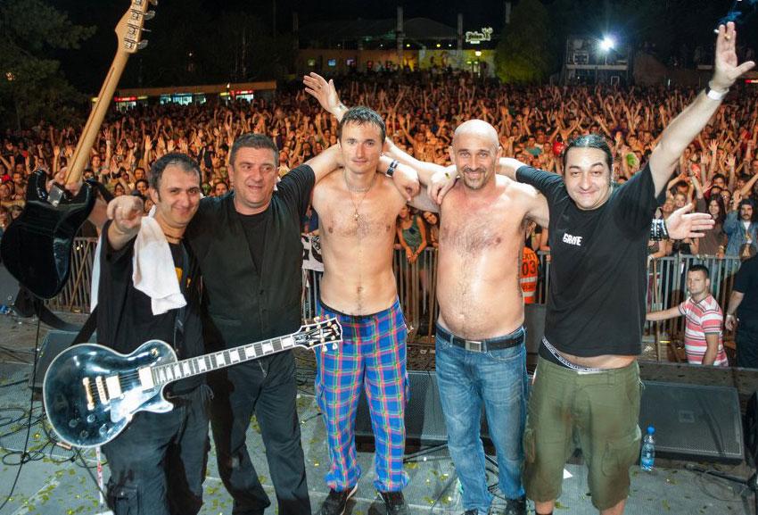 Goblini @ Exit 2012, Novi Sad